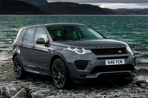 Land Rover Discovery Sport 2018 và Evoque 2018 ra mắt - 3