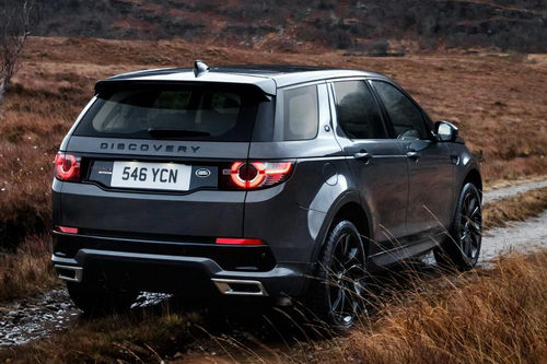 Land Rover Discovery Sport 2018 và Evoque 2018 ra mắt - 4