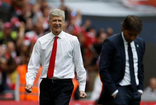Arsenal vô địch, Wenger phấn khởi mua SAO 85 triệu bảng - 1