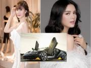 Ngọc Duyên có siêu xe 70 tỷ, giàu hơn cả Lý Nhã Kỳ?
