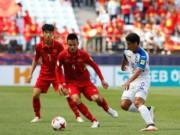 Bóng đá - U20 Việt Nam - U20 Honduras: Những chiến binh quả cảm