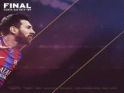 """Bóng đá - """"Vua chung kết"""" Messi dẫn lối, Barca lập hàng tá kỉ lục"""