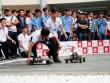 Gay cấn cuộc đua ô tô mô hình tự chế của sinh viên
