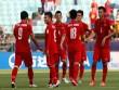 U20 Việt Nam ngẩng cao đầu chia tay U20 World Cup 2017
