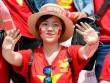 """U20 Việt Nam chia tay World Cup, CĐV nữ xinh """"ngẩn ngơ"""""""