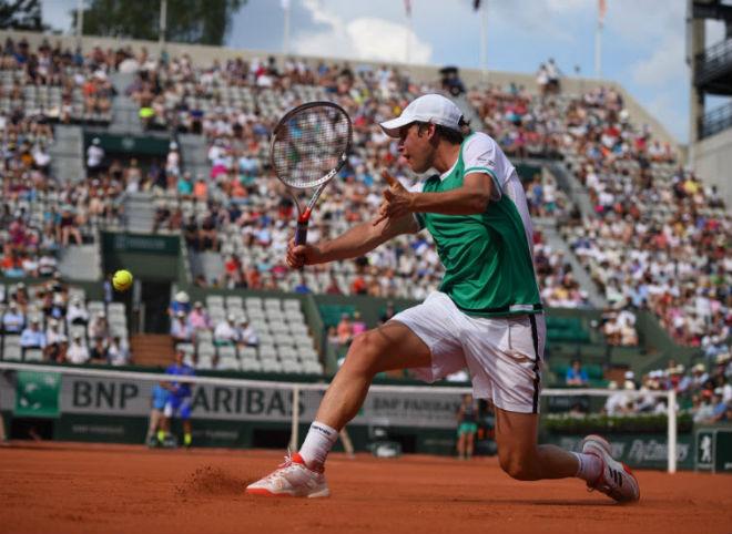 """Roland Garros ngày 1: Thiem đè bẹp """"trai hư"""" Tomic - 1"""
