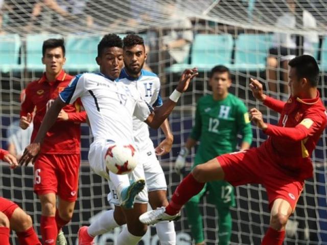 Đằng sau việc U20 Việt Nam ngẩng cao đầu ra về