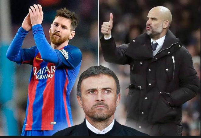 """Enrique rời Barca: Rực rỡ hay """"ăn mày dĩ vãng"""" như Pep - 2"""