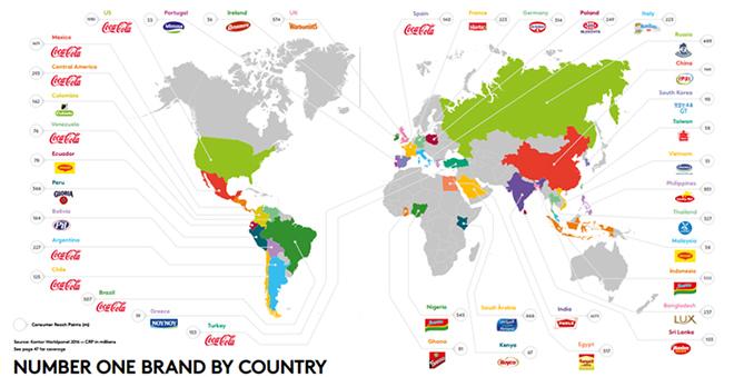 Vinamilk lọt Top những thương hiệu được lựa chọn nhiều nhất ở VN - 3