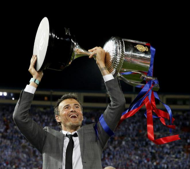 Nóng: Barca sắp công bố HLV mới thế chỗ Luis Enrique - 1