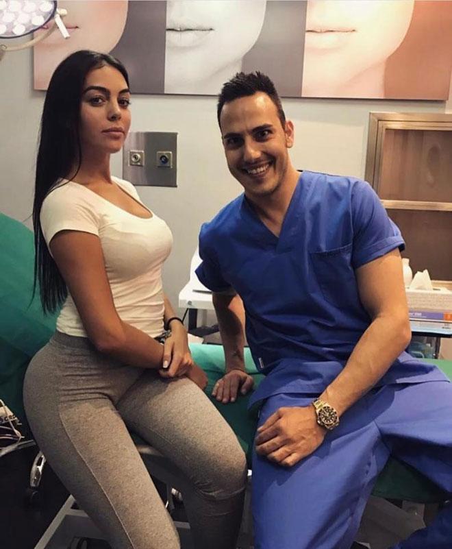 Mẹ chồng nói không mang bầu, bồ Ronaldo đi gặp bác sỹ - 2