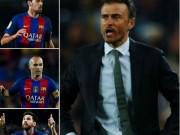 """Bóng đá - Sốc ở Barca: Enrique tố bị Messi và 4 sao """"lật ghế"""""""