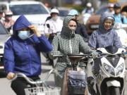 Tin tức trong ngày - Bắc Bộ nắng như đổ lửa, Nam Bộ mưa dông đầu tuần