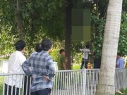 Tin tức trong ngày - Người đàn ông treo cổ trên cây tại Tân Sơn Nhất