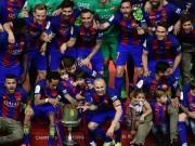 """Bóng đá - 10 năm Barca """"vua"""" danh hiệu: Đã đến lúc nhường Real thống trị"""