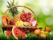 Sức khỏe đời sống - 10 trái cây cấp nước tuyệt vời trong mùa nắng nóng