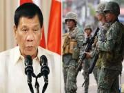 Mặc Toà tối cao, ông Duterte tiếp tục thiết quân luật