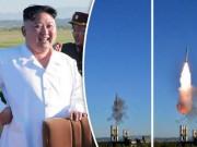 Thế giới - Kim Jong-un tươi cười thị sát hệ thống phòng không mới