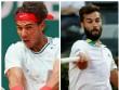 TRỰC TIẾP tennis Nadal - Paire: Không nương tay chủ nhà
