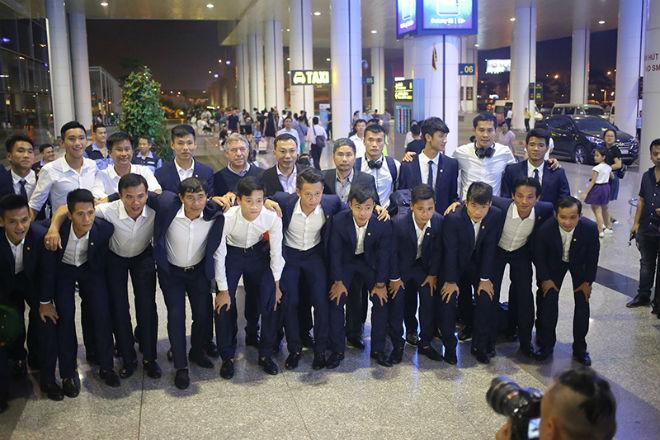 U20 Việt Nam về nước: 3 trận - 1 điểm ở World Cup, vẫn tự hào - 9