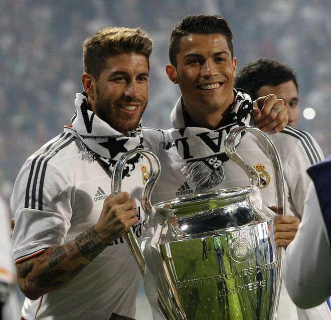 Chung kết cúp C1 Real – Juventus: Ronaldo, Ramos mơ kỳ tích - 1