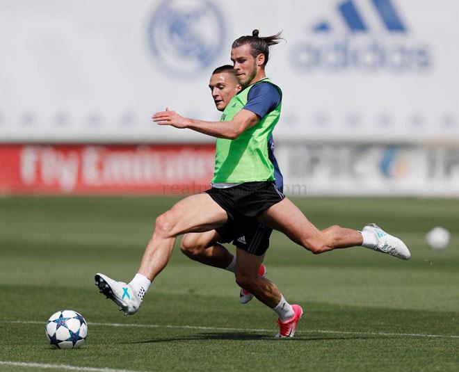 Chung kết cúp C1 Real - Juventus, Bale ra tối hậu thư: Đá chính hoặc về MU - 1