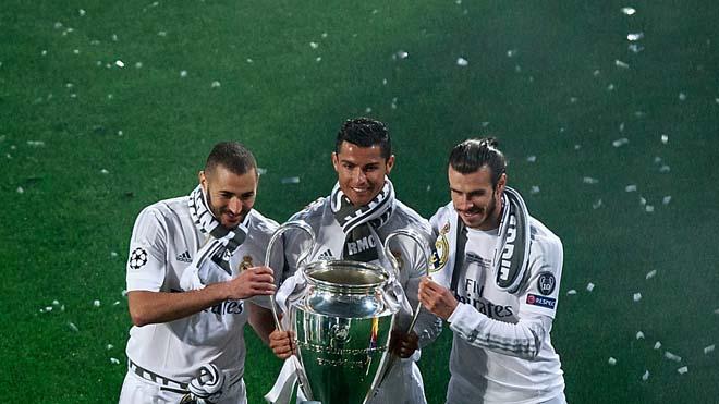 Chung kết cúp C1 Real - Juventus, Bale ra tối hậu thư: Đá chính hoặc về MU - 2