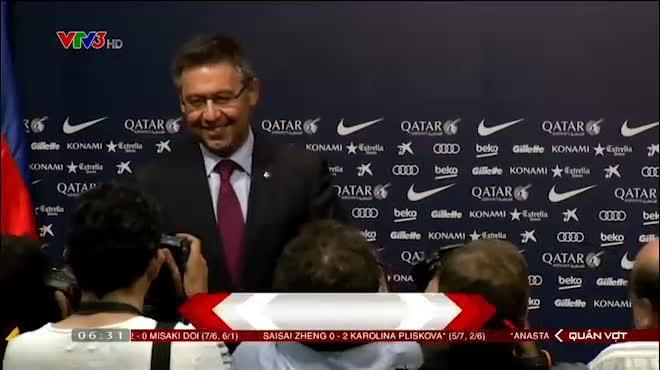 """Barca đón HLV mới, săn hợp đồng """"bom tấn"""" đầu tiên"""