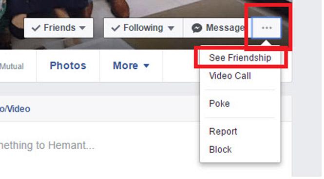 Cách xem ảnh chung của 2 Facebooker bất kỳ - 1