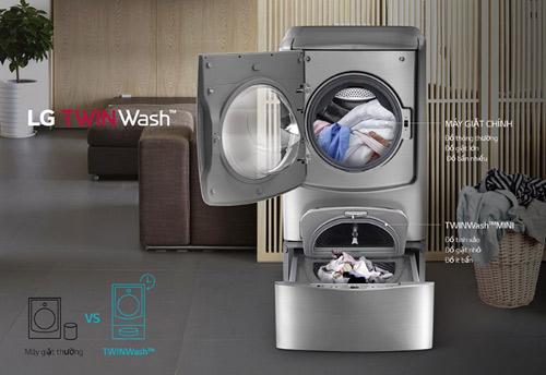 Vì sao máy giặt lồng đôi là lựa chọn lý tưởng cho các gia đình hiện đại? - 2