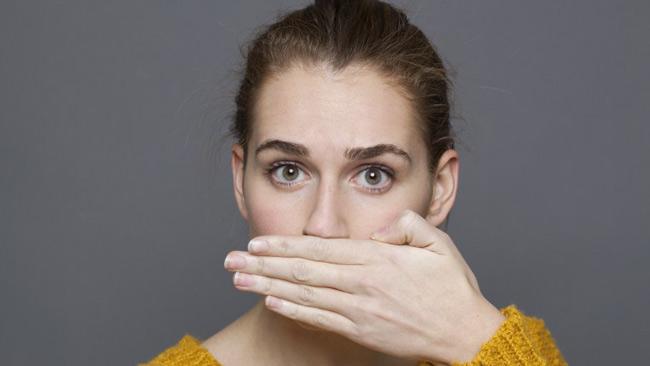 Mùi cơ thể tiết lộ sức khỏe của bạn - 1