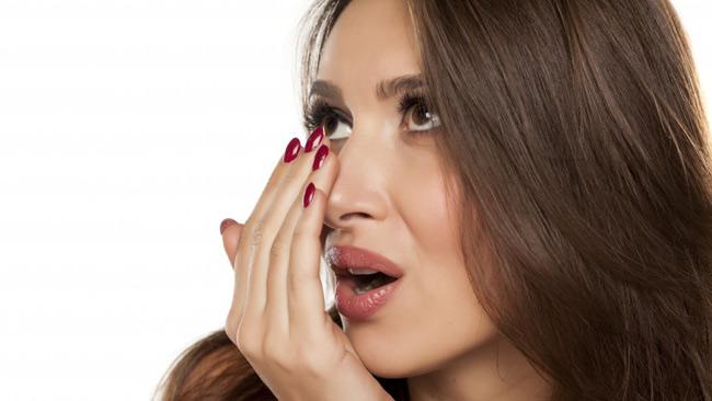 Mùi cơ thể tiết lộ sức khỏe của bạn - 2