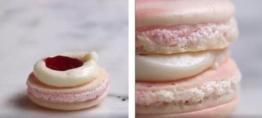 Bánh kem dâu ngọt lịm, xinh xinh cho tín đồ cuồng đồ ngọt - 7