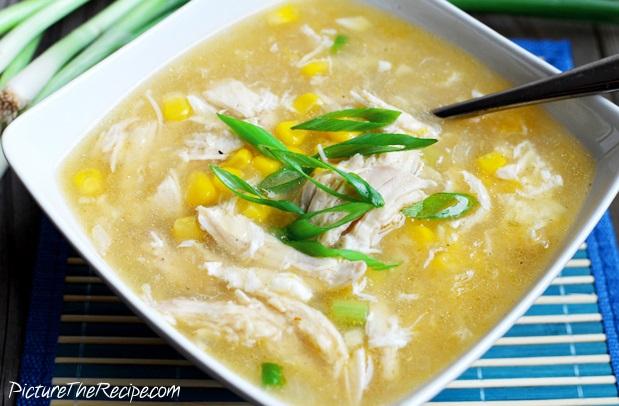 Đổi bữa với súp gà ngô ngọt ngon tuyệt - 10
