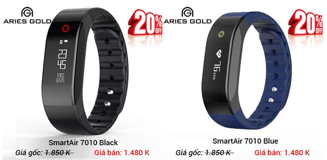 Giảm giá đặc biệt 20% đồng hồ Aries Gold SmartAir - 1