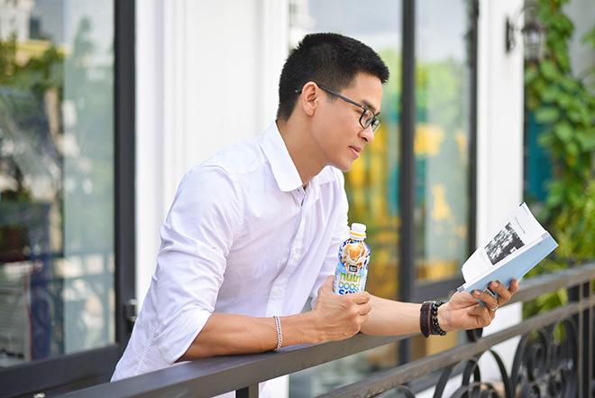 Chia sẻ câu chuyện nhà thơ Phong Việt, Nutriboost lại khiến giới trẻ Việt giật mình - 1
