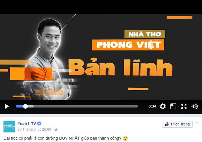 Chia sẻ câu chuyện nhà thơ Phong Việt, Nutriboost lại khiến giới trẻ Việt giật mình - 2