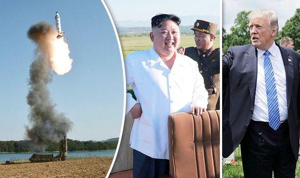 """Kim Jong-un cảnh báo gửi """"món quà lớn hơn"""" dành cho Mỹ - 2"""