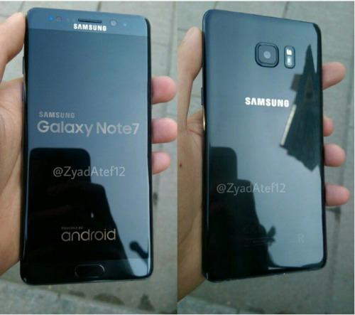 NÓNG: Trên tay Galaxy Note 7 tân trang - 1