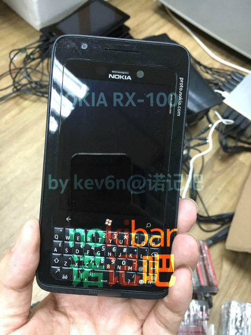 """""""Hoài cổ"""" điện thoại Nokia bàn phím QWERTY ra mắt """"hụt"""" - 5"""