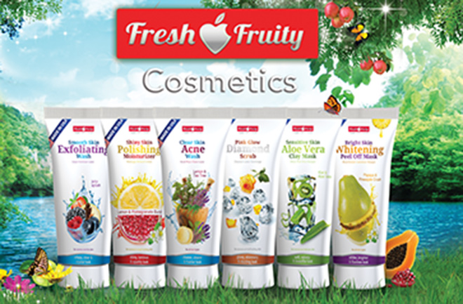 Fresh&Fruity -  Mỹ phẩm chăm sóc da độc đáo của Mỹ đã có mặt tại Việt Nam - 1