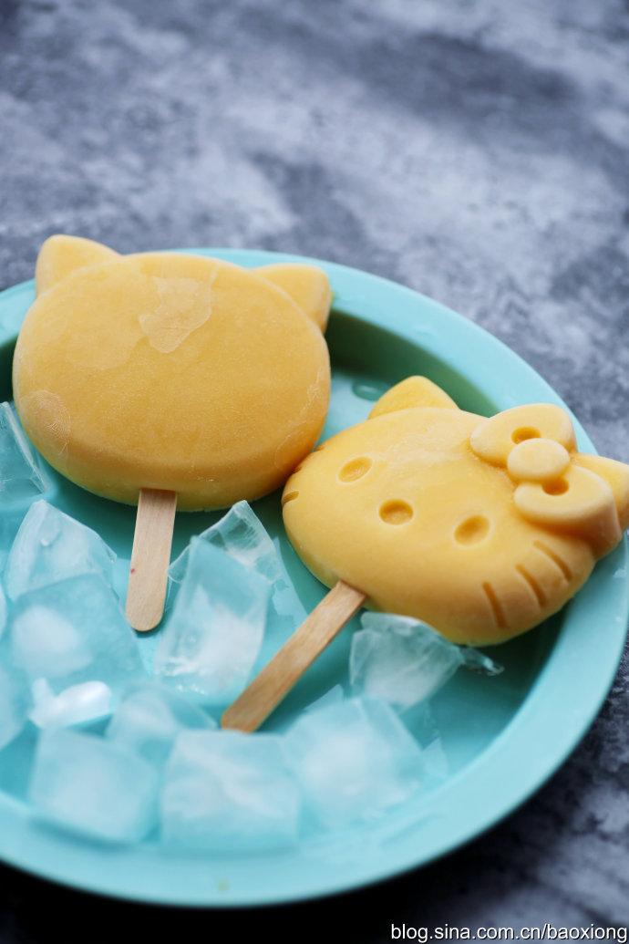 Mát lịm với kem sữa chua hoa quả ngày nắng nóng - 5
