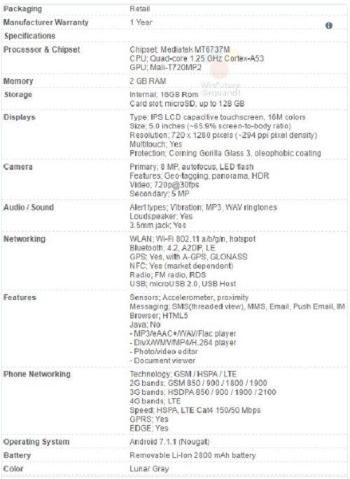 Moto E4 giá 4,2 triệu đồng sắp ra mắt - 2