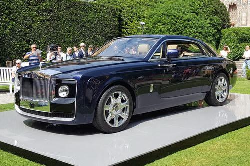 Sweptail: Chiếc Rolls-Royce có một không hai - 1