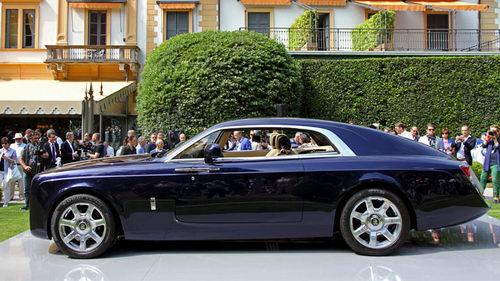 Sweptail: Chiếc Rolls-Royce có một không hai - 2