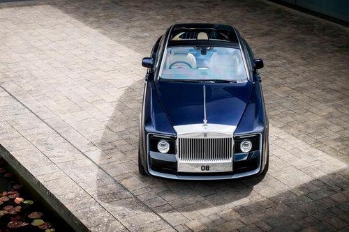 Sweptail: Chiếc Rolls-Royce có một không hai - 4