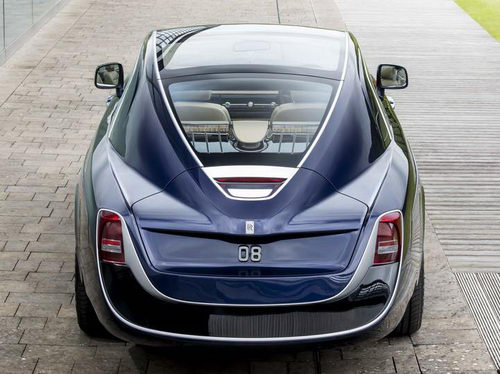 Sweptail: Chiếc Rolls-Royce có một không hai - 6