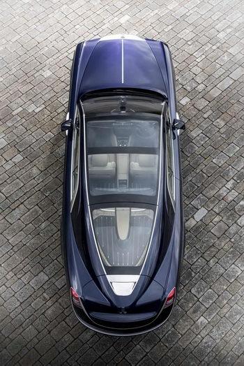 Sweptail: Chiếc Rolls-Royce có một không hai - 7