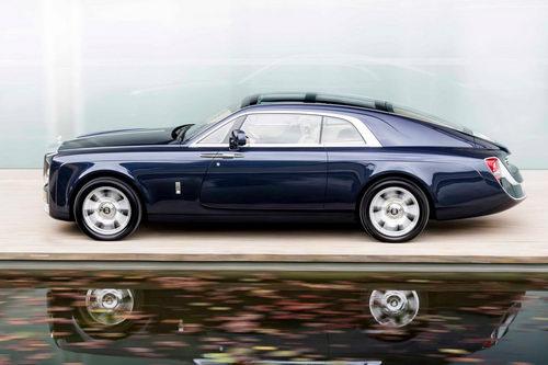 Sweptail: Chiếc Rolls-Royce có một không hai - 8