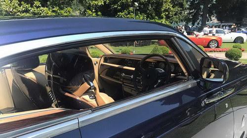 Sweptail: Chiếc Rolls-Royce có một không hai - 3
